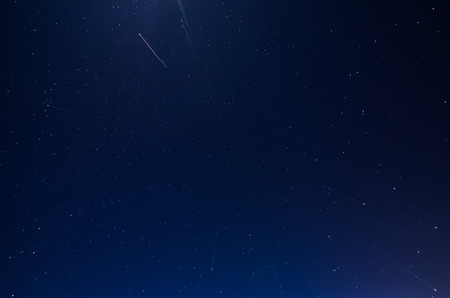 Night Sky Picture Darkness Planets and Stars photo