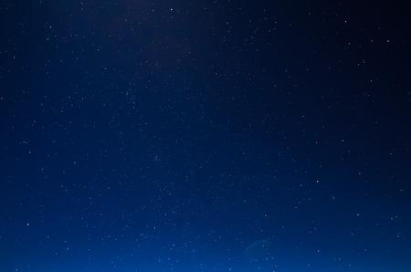 Night Sky Picture Darkness planeten en de sterren
