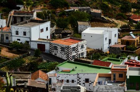 casa colonial: T�pica canaria Casa Colonial en El Hierro Islas Canarias