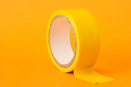 Round Adhesive Sticky New Insulation Tape Roll photo