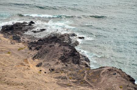 playa: Playa del Ingles Tropical Beach in South of Gran Canaria Canary Islands