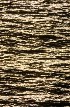 backlights: Blue Still Sea Water With Ripple. Natural Background Photo Texture