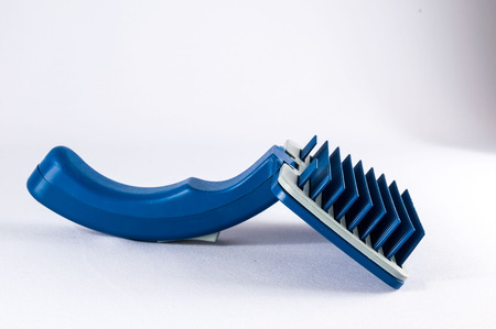 cat grooming: Picture of a Pet Brush for Cats and Dogs