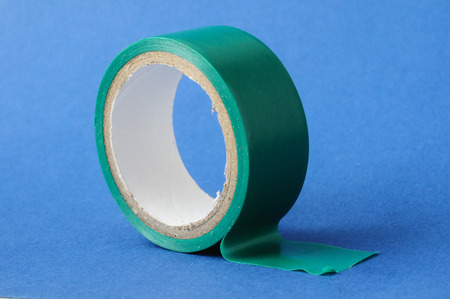 adhesive: Round Adhesive Sticky New Insulation Tape Roll