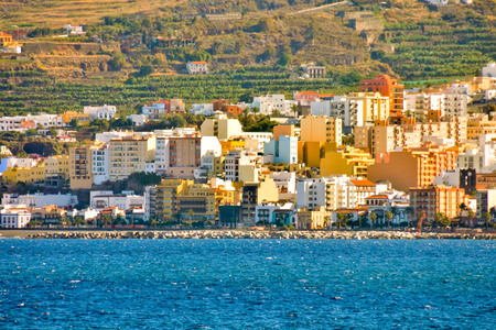 santas village: Sea Village at the Spanish Canary Islands.