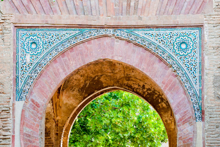andalucia: View of the Historical City Granada Andalucia Spain