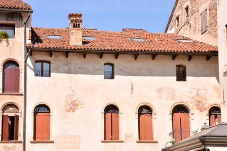 grappa: Picture of the Medieval City Bassano del Grappa