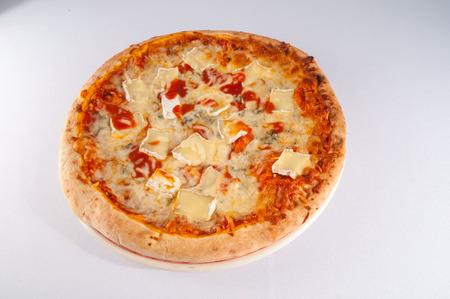 Image d'une cuisine classique italienne Pizza