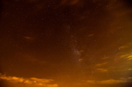 darkness: Night Sky Picture Darkness Planets and Stars