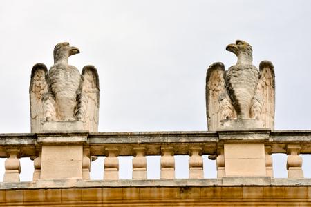 avignon: Avignon in Provence Stock Photo
