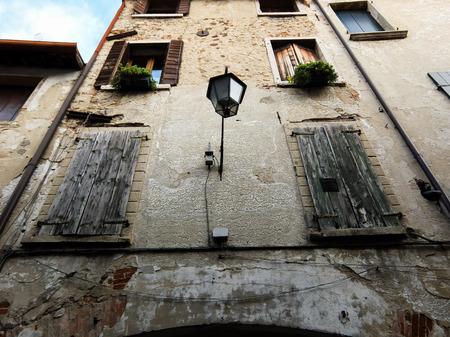 veneto: View on Asolo in the province of Treviso Veneto Italy
