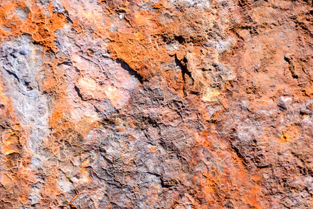 corroded: Photo Picture of the Metal Rust Corroded Texture