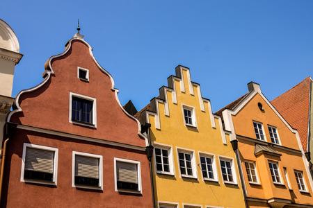 Photo Picture of Classic Architecture European Building Village Stock Photo
