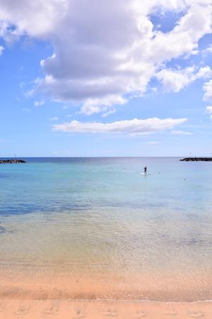 Español Ver el paisaje volcánico de Lanzarote Tropical Islas Canarias España Foto de archivo - 69083545