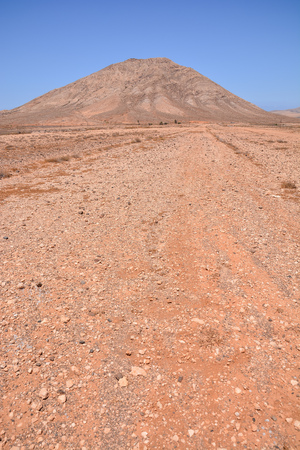 dirt: Photo Picture of a Countryside Desert Dirt Path
