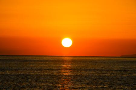 ВС Установка на Атлантическом океане на Тенерифе Канарских островов Испании