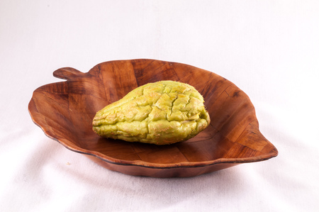 Chayote (Sechium Edule) is a Vegetable Native of South America Foto de archivo - 91281979