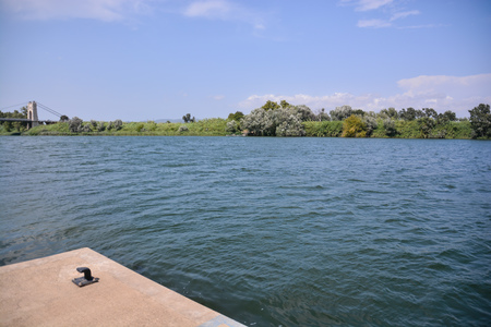 Photo Picture of the Ebro River in Spain