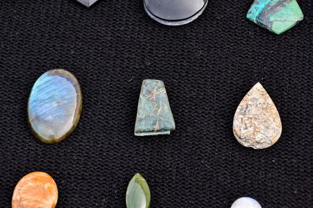 Photo Picture of Semi Precious Rock Stone Jewel