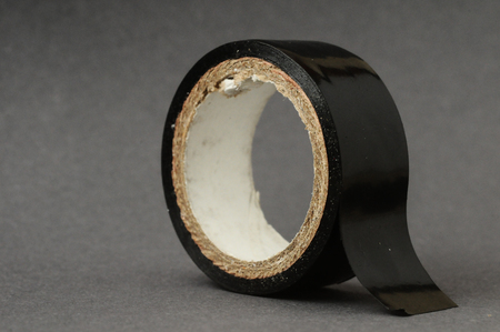 Round Adhesive Sticky New Insulation Tape Roll