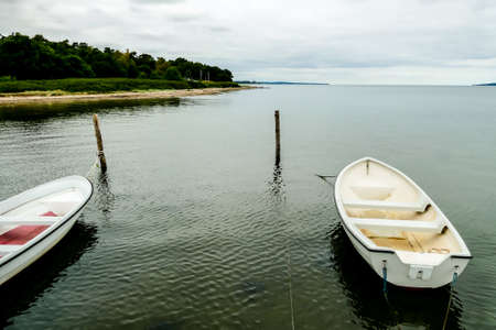 boats on lake, beautiful photo digital picture