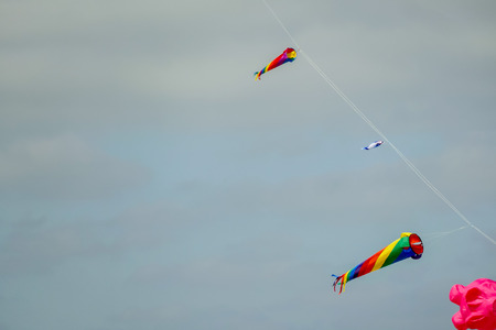 kite in the sky, beautiful photo digital picture 版權商用圖片