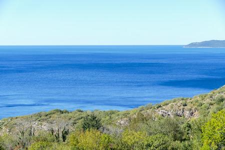 coast of mediterranean sea, beautiful photo digital picture 版權商用圖片