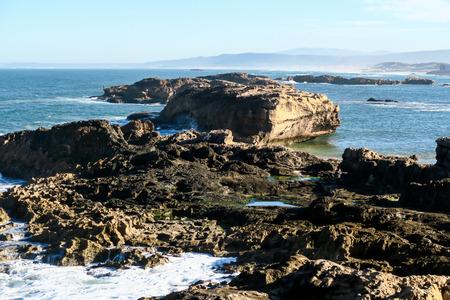 rocks and sea, beautiful photo digital picture Stock Photo