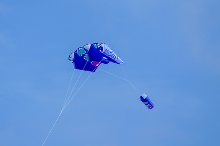 kite in the sky, beautiful photo digital picture Imagens