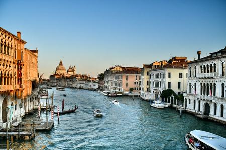 grand canal in venice, beautiful photo digital picture