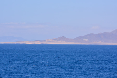 Picture View of Lanzrote in the Canary Islands 版權商用圖片