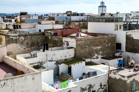 roofs of city, beautiful photo digital picture Imagens - 121041806