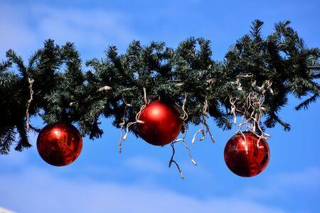 Photo picture of Old Vinatge Christmas decoration 版權商用圖片