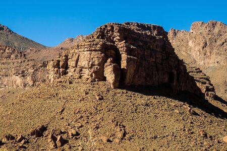 red rocks in desert, beautiful photo digital picture