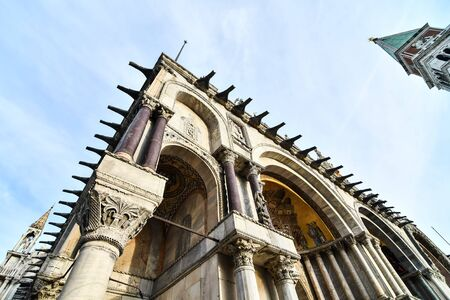 cathedral of valencia spain, photo as a background, digital image 免版税图像