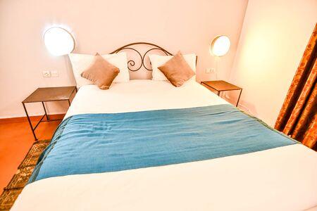 interior of bedroom, beautiful photo digital picture