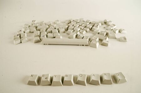 Alphabet numbers and some other keyboard keys shot