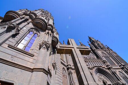 Cathedral in Arucas Church of San Juan Bautista Gran Canaria Spain