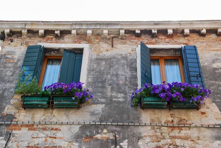 window with shutters, beautiful photo digital picture