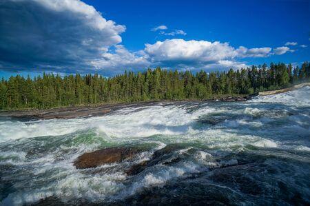 river in winter, beautiful photo digital picture