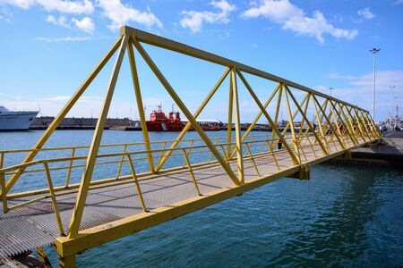 Photo picture of a New metal Harbour Bridge