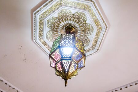 chandelier in church, beautiful photo digital picture
