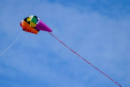 kite in the sky, beautiful photo digital picture