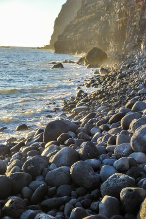 stones on the beach, beautiful photo digital picture 版權商用圖片