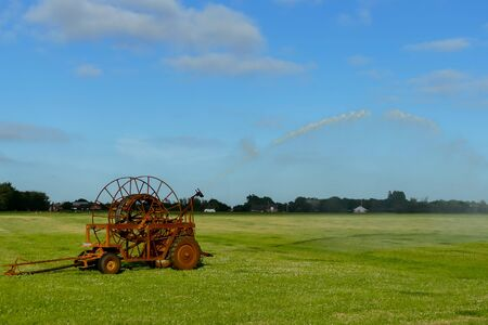 tractor in field, beautiful photo digital picture