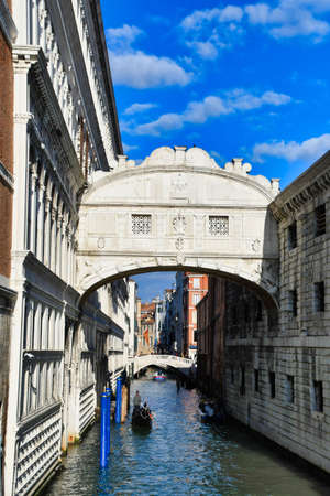 grand canal in venice, photo as a background, digital image