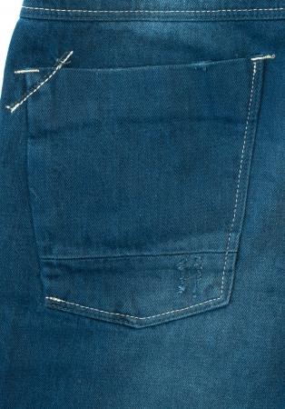 indigo: jeans denim pocket