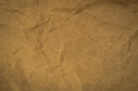 wrinkled paper: vintage gerimpeld papier ambachtelijke