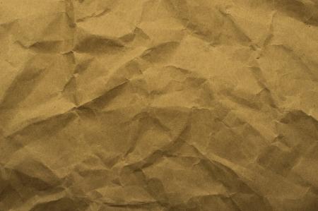 wrinkled paper: wrinkled paper craft