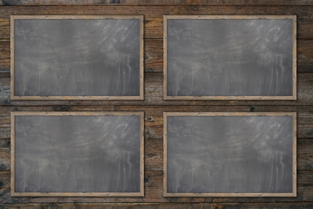 floo: Wooden texture background, blackboard ( chalkboard ) texture. Empty blank black chalkboard with chalk traces
